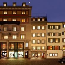 Widder Hotel in Zurich