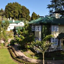 Windamere Hotel in Darjeeling