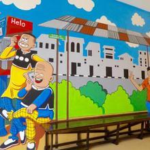 Winggarden Murals House in Ipoh