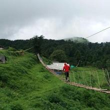 Winter Line Adventure Camp in Mussoorie
