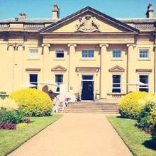 Wortley Hall in Penistone