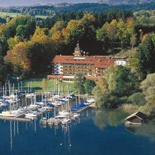 Yachthotel Chiemsee in Hoslwang