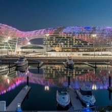 Yas Hotel, Abu Dhabi in Abu Dhabi