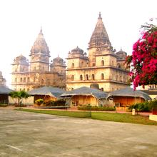 The Orchha Resort in Jhansi