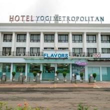Yogi Metropolitan Hotel in Panvel