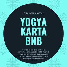 Yogyakarta Bnb in Yogyakarta