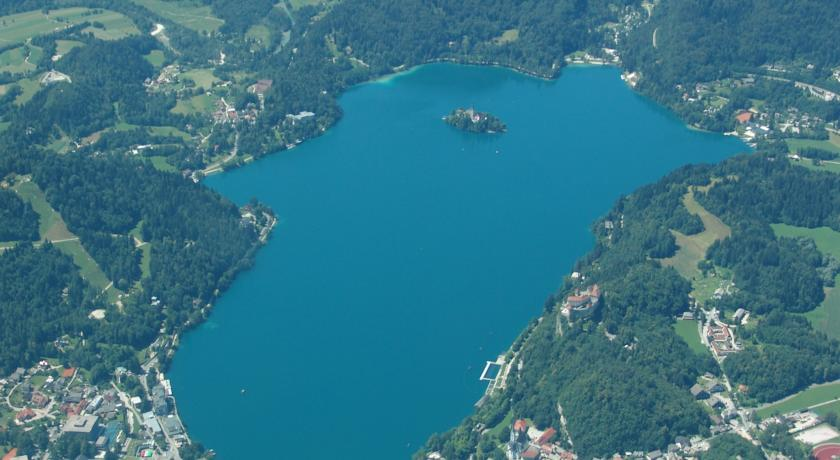 Youth Hostel & Penzion Bledec in Bled