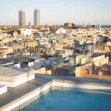 Yurbban Trafalgar Hotel in Barcelona
