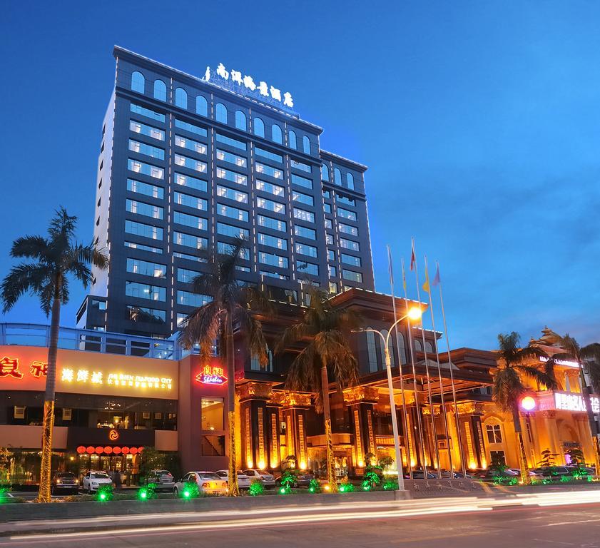 Zhuhai Nanyang Seascape Hotel in Zhuhai