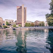 Zurich Marriott Hotel in Zurich