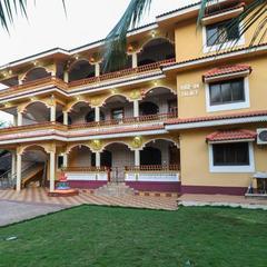 Alluring 1bhk Sojourn In Porvorim Goa in Penha-de-franca