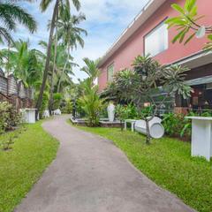 1 Br Boutique Stay In Beside Kingfisher Villa Near Taj Village Dando Bardez, Candolim (84a0), By Guesthouser in Calangute