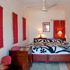 1 Br Heritage In Kesroli, Alwar (6be5), By Guesthouser in Bagar Meo