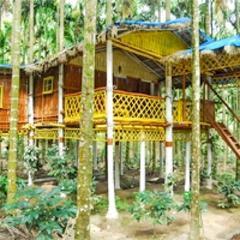 1-br Tree House In Ammatti, By Guesthouser 17251 in Ammatti