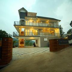 I cloud Resort in Idukki