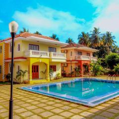 3-br Villa In Arpora, Goa, By Guesthouser 2096 in Arpora