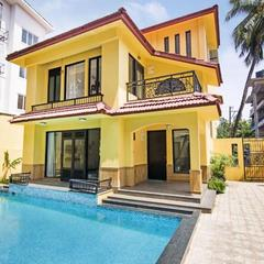 3-br Villa In Calangute, Goa, By Guesthouser 9651 in Calangute