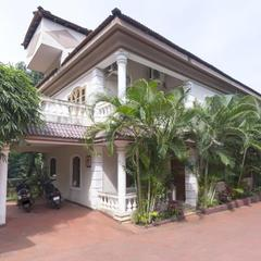 3-br Villa In Parra, Goa, By Guesthouser 9789 in Parra
