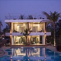 360° Beach Retreat in Goa