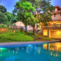 5 Bhk Infinity Pool Villa in Alibag