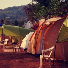 Camp Wanderlust in Murud