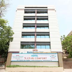 Hotel Kanak Comfort in Ahmedabad