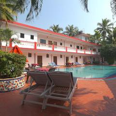 Anjuna Beach Resort in Goa