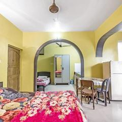 Apartment Near Calangute Beach, Goa, By Guesthouser 61976 in Calangute
