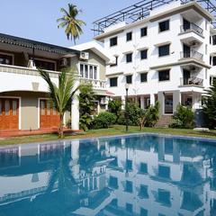 Apartment Near Club Cubana In Arpora, Goa, By Guesthouser 61000 in Arpora