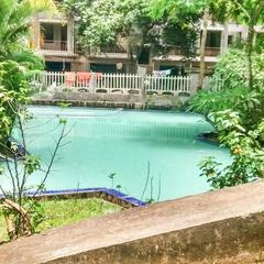 Apartment With A Pool In Sangolda, Goa, By Guesthouser 37201 in Parra