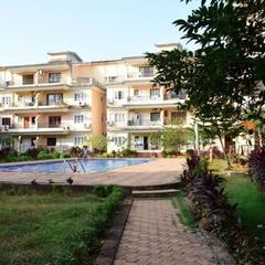 Apartments With Pool In Calangute Goa in Calangute