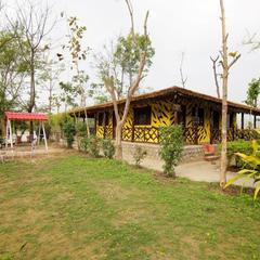 Ashokas Tiger Trail in Ramnagar