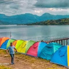 Backpack Camping in Bhandardara