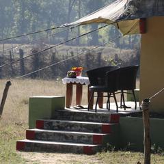 Bagh Sarai Resorts Bandhavgarh in Tila