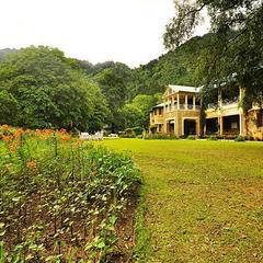 Balrampur House in Nainital