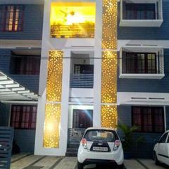 Beersheba Three Bed Room A/c Apartments in Thiruvananthapuram