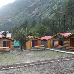 Spot On 40291 Brick And Wood Huts in Kasol