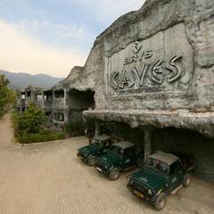 Brys Caves in Corbett