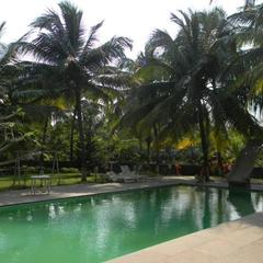 Bungalow With A Private Pool In Alibag, By Guesthouser 35595 in Alibag