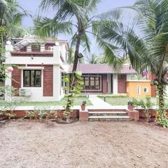 Bungalow With Wi-fi In Alibag, By Guesthouser 42767 in Varsoli