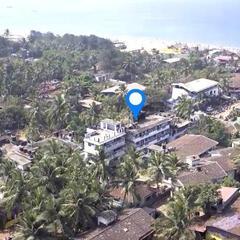 C Queen Beach Resort in Calangute