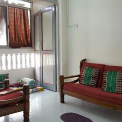 Calangute Cosy 1 Bhk Apartment in Calangute