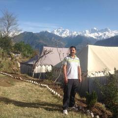 Camp Nirvana Guptkashi in Gupta Kashi