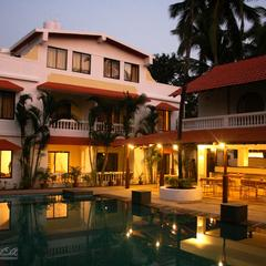 Casablanca Beach Resort in Goa