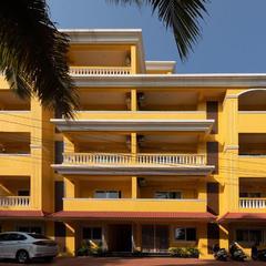 Designer 2bhk Homestay, Baga Goa in Parra