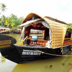 Eco Trails Houseboats in Kumarakom