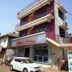 Ekvira Hotel in Murud