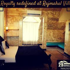 Fabhotel Rajmahal Villa in Lonavala