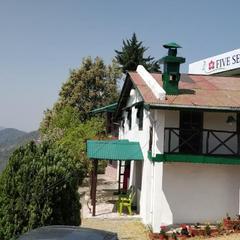 Five Senses Nature Resort in Mukteshwar Nainital