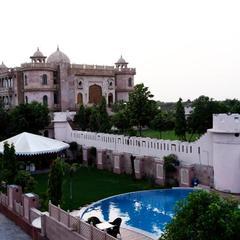 Fort Bijaynagar in Bijainagar